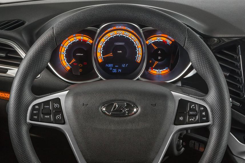 Универсал Лада Веста СВ (<b>Lada Vesta SW</b>) 2017: цена, фото ...
