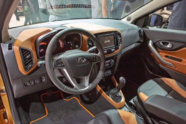 Lada xray cross старт продаж